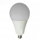 لامپ ال ای دی 30 وات آوا مدل حبابی رنگ مهتابی