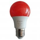لامپ LED پارس لوکس 7 وات حبابی رنگ قرمز