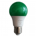 لامپ LED پارس لوکس 7 وات حبابی رنگ سبز