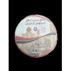 سیم افشان 2.5 ابوالفضل کاشان رنگ قرمز حلقه 100 متری
