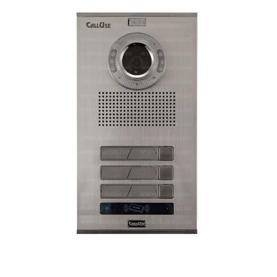 پنل سه واحدی تصویری کالیوز مدل نفیس تگ دار (کارتی RFID)