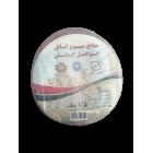 سیم افشان 1.5 ابوالفضل کاشان رنگ قهوه ای حلقه 100 متری