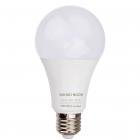 لامپ LED نهاد نور 15 وات حبابی رنگ مهتابی